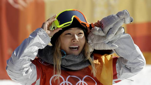 Radio host fired after making sexual comments about Chloe Kim
