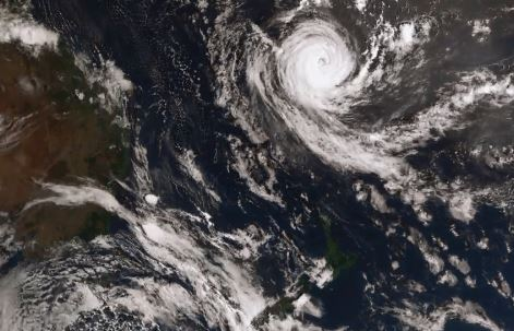 Insurers brace as Cyclone Gita looms after 2017's record extreme event claims