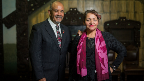 Maori Party elects new party President
