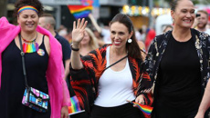 Pride parade lights up Ponsonby with massive party