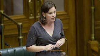 Green Party Minister Julie Anne Genter announces pregnancy