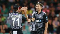 T20 - Black Caps v England