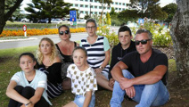 Man in custody denied last goodbye to dying father