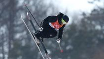 Olympics: Wells brothers storm into medal contention in ski half pipe