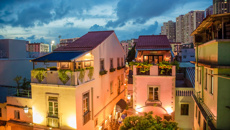 Mike Yardley: Time Out in Taipa Village
