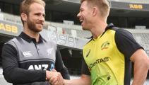 Tri-series T20 final, Black Caps v Australia