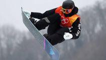 Carlos Garcia Knight flies into medal contention in Big Air event