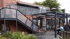 Hummingbird Cafe in Christchurch. (Photo \ Supplied)