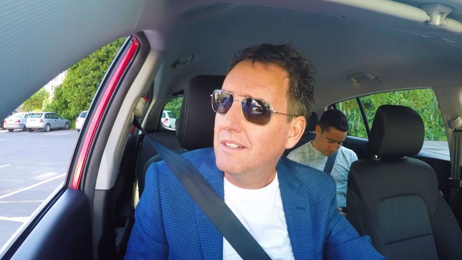 Driven Parallel Parking Championship: Mike Hosking