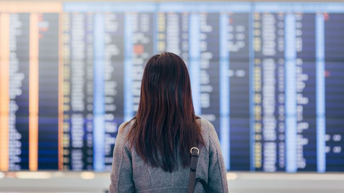 The report reveals, when it comes to the best time for New Zealanders to book airfares, significant savings can be found by both booking and starting a journey on certain days of the week. (Photo \ Getty Images)