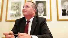 Barnaby Joyce resigns as deputy Prime Minister