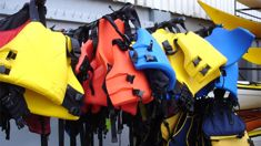 'More of a hinderance than a help' some traded life jackets over 60 years old