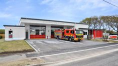 Christchurch fire crews get first new station since earthquake