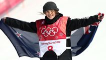 New Zealand Bronze Medalist to carry flag