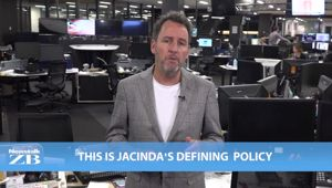 Mike's Minute: This is Jacinda's defining policy