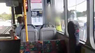 Bus driver allegedly attacked in South Auckland road chase