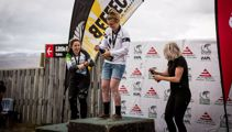 Mountain biking: Lack of stand down period for transgender rider causes confusion