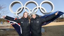 Winter Olympians to arrive home today