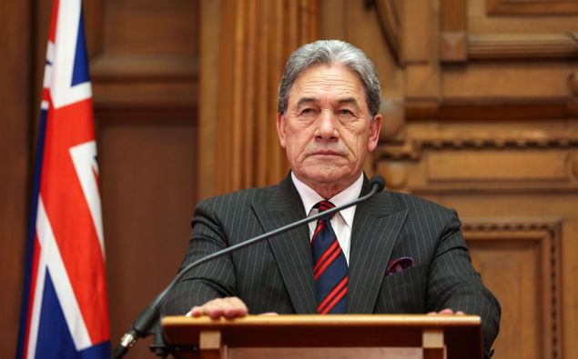 NZ First leader Winston Peters. (Photo / Getty)