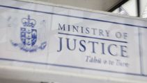 Ministry of Justice left with no crime goal