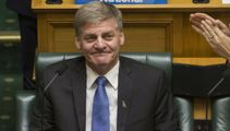 Bill English signs off after 27 years in politics
