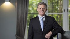 Former National Leader Bill English (Photo \ Supplied)