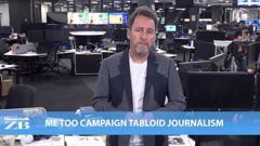 Mike's Minute: Me too campaign tabloid journalism