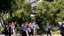 Huge influx of enrollments for University of Canterbury