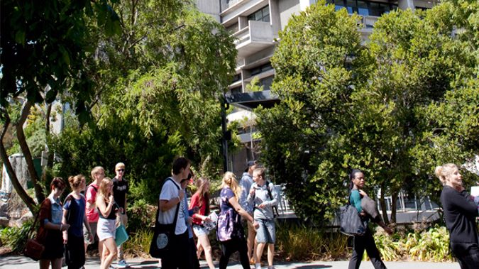 University of Canterbury campus (Photo \ supplied)