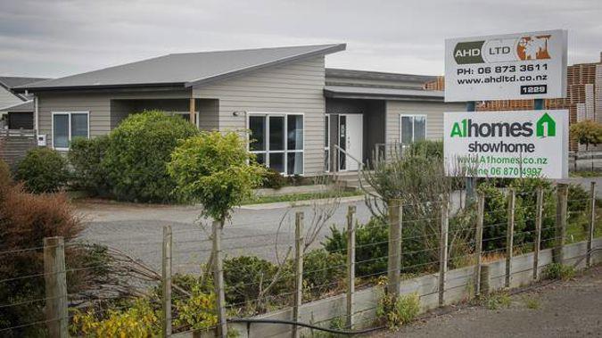 building company collapses dozens of new homes unbuilt 100 firms