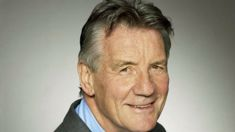 Michael Palin: playing Stalin's henchman, countries without humor and the vital importance of comedy in society