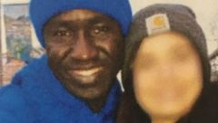 Sainey Marong had been issued a deportation notice when he killed Renee Duckmanton. (Photo \ Supplied)