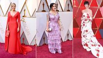 Oscars live: The most striking red carpet arrivals