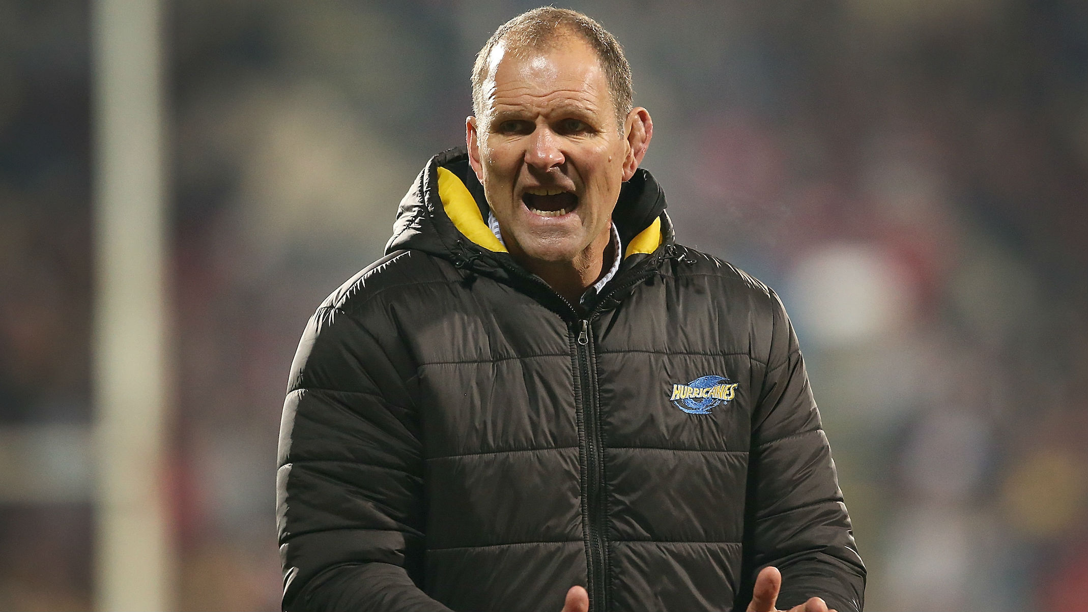 John Plumtree has been named Chris Boyd's replacement at the Hurricanes. (Photo \ Photosport)