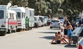 A working group has been set up over the freedom camping issue. (Photo / NZME)