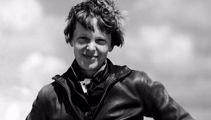 Bones discovered on Pacific island are those of Amelia Earhart, study claims
