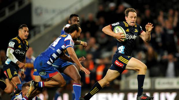 Highlanders beat Stormers 33-15 in Super Rugby