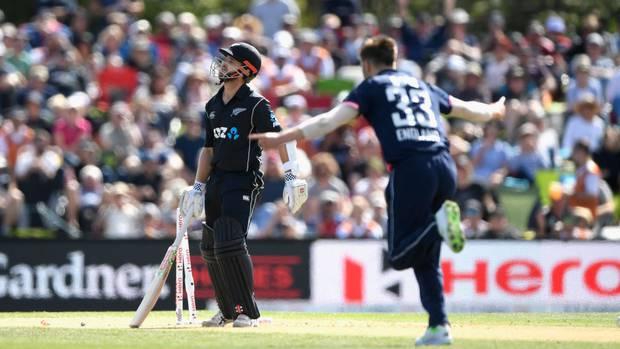 England preparing for Blackcaps batsman Ross Taylor ahead of series decider