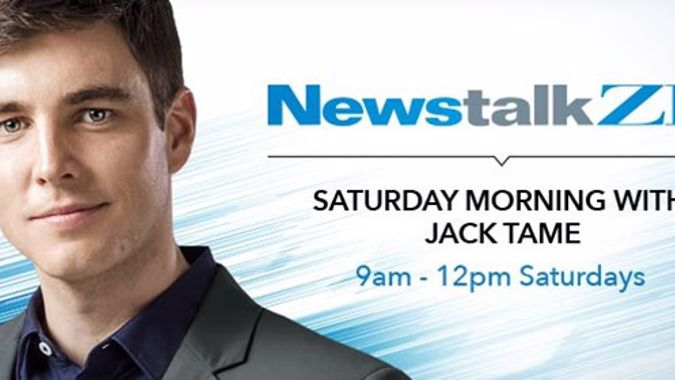 Jack Tame Programme Information Sat 10th March