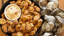 Nici Wickes: Mum's fried oysters