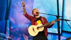 Ed Sheeran on mural: 'Not everyone in NZ likes me'