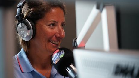 Dee Caffari: 'We need to address our ocean's health'