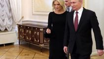 Putin: 'I couldn't care less' about alleged interference in US election