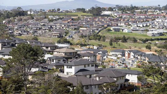 A growing reliance on parents to help first home buyers onto the property ladder is driving concerns around widening inequality. (Photo \ Michael Craig)