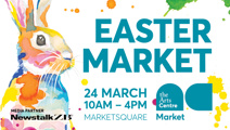 Christchurch's Easter Market at Market Square