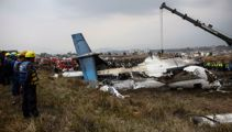 At least 50 dead after plane approached airport runway from the wrong direction