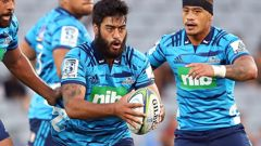 Akira Ioane was Nigel Yalden's forward of the week from the weekend's Super Rugby action. (Photo \ Getty Images)