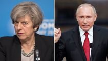The Soap Box: British bulldog squares off with Russian grizzly