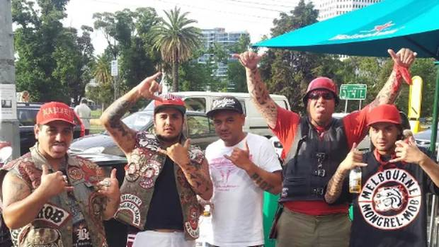 The Mongrel Mob has dominated New Zealand's criminal scene since they sprouted up in 1962. They are now trying to move into Australia.