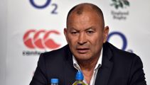 Eddie Jones apologises after calling Wales a 'little s*** place' in speech